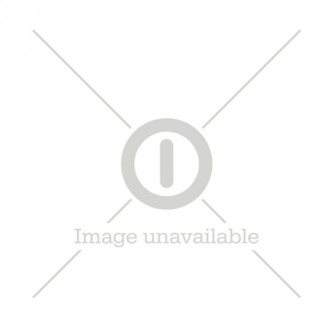 GP 2-in-1 USB-kabel CB03, Micro-USb + Apple Lightning (MFi) till USB-A, 15cm
